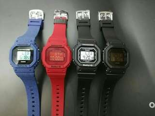Gshock / Baby G Complete package