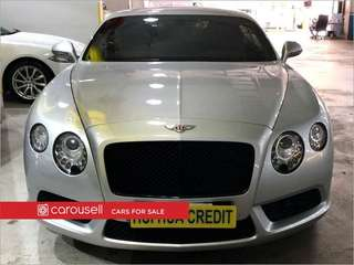 Bentley Continental GT 4.0 Auto V8