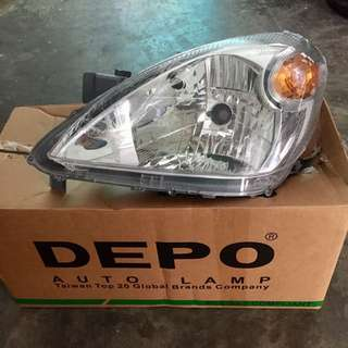 Head Lamps Avanza Year 2007