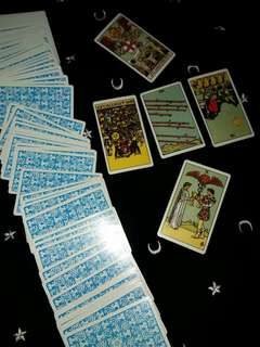 Tarot Cards brandnew