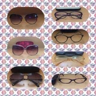 Kacamata Guess, Elle, CK, dll