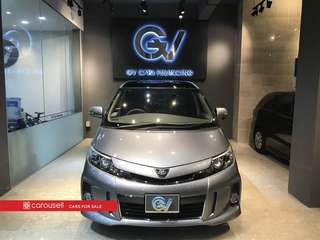 Toyota Estima 2.4A (COE till 03/2023)