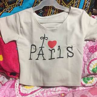 Paris croptop