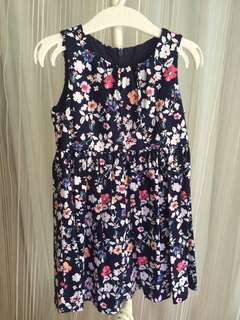 Hush Puppies Girls Floral Dress