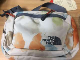 NEW THE NORTH FACE SLING BAG CLOUD GRADATION