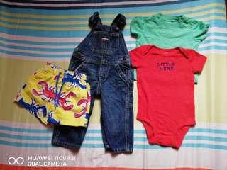 Set for 9months Bebe Boy