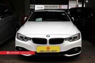 BMW 4 Series 420i Coupe Luxury