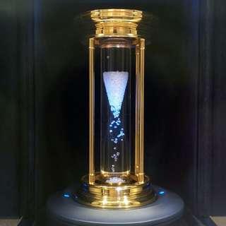 DE Beers 鑽石hourglass