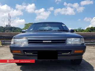 Toyota Corona CD 1.6M (COE till 12/2018)