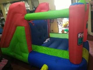 Kiddie Slide n' Jump