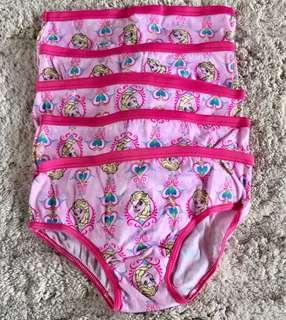 Panties (6yrs)