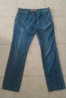 Celana Panjang Jeans Pria Merk Baleno Preloved Murah