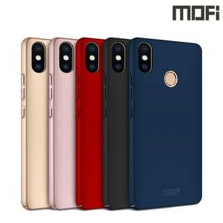 小米8 Xiaomi 8 MOFI 凡盾 保護殼 手機後背硬殼Case Shell 0689A