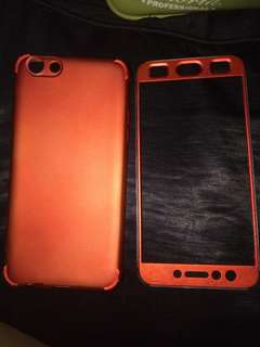 360 red case for oppo f3