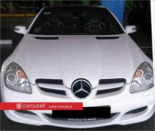 Mercedes-Benz SLK-Class SLK200 ML