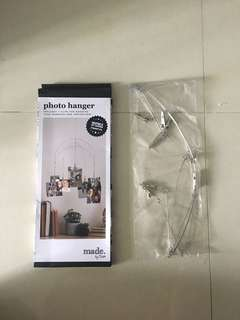 *BRAND NEW* TYPO PHOTO HANGER