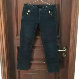 Gap bludru pants