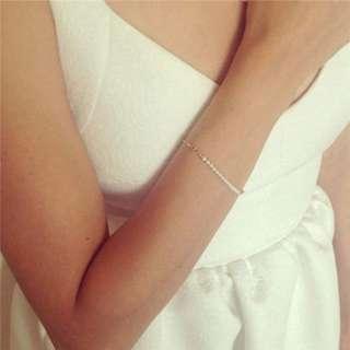 Cassandra Bridal Bracelet