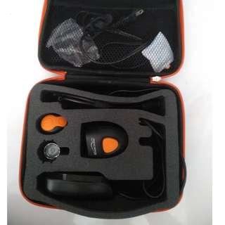 Last set Magicshine mj-906 with custom battery pack