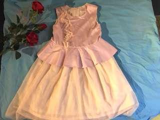 Pakaian pesta anak/ dress anak