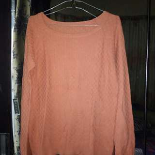 Sweaters orange