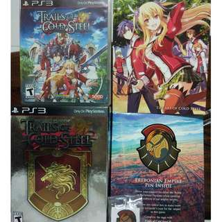 Used Playstation 3 PS3 Trails of Cold Steel Lionheart Edition R All NEAREST MRT