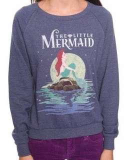 Little Mermaid Disney sweater