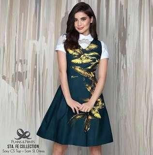 Plains and Prints Sam Dress
