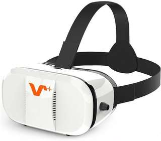 367.VOX+ Z3 3D VR Glasses Virtual Reality Headset for iPhone Samsung Note HTC and other 4.0-6.0 Inch Smartphones