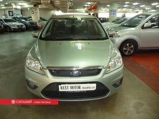 Ford Focus 1.6A Trend