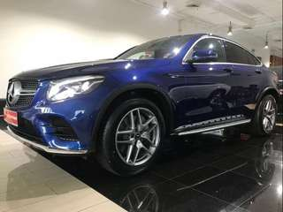 Mercedes Benz GLC COUPE 250 AMGLine
