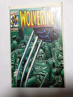 WOLVERINE #150 DYNAMIC FORCES VARIANT EDITION LIMITED EDITION