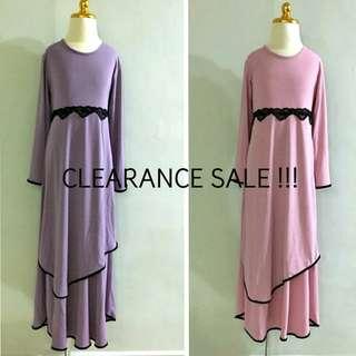 🌸JUBAH + TUDUNG SET 🌸 #jubah #tudung #khimar #muslimah # girls #long dress #kurung #kurong #baju raya #lebaran #raya #kebaya #