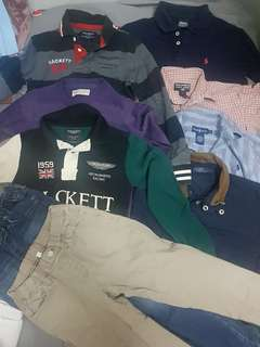 Polo by Ralph Lauren Hackett Marks Spencer Uniqlo