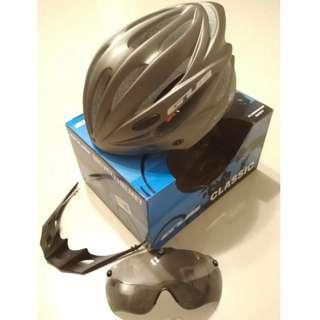 GUB K80 Plus Bicycle / E-Scooter Helmet with Detachable Visors