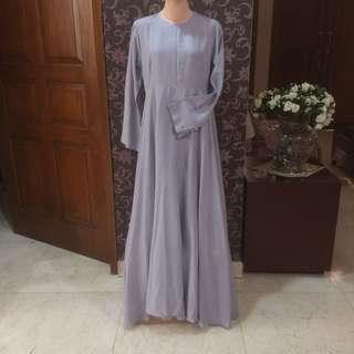 Set syari dress