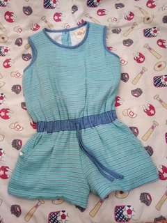 Lilly Romper (4T)