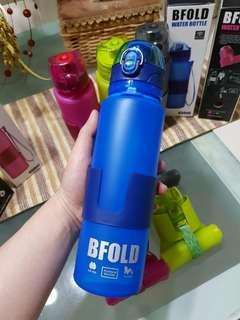 botol minum lipat flexible bfold water bottle