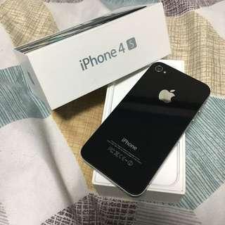 Apple iPhone 4s 16GB Black (Smartlocked)