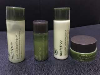 Innisfree Green Tea Special Kit