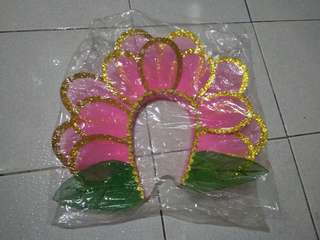 Flower Headress costume