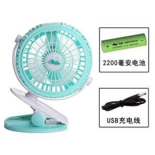 👉New Version 2017 Portable fan / Stroller Fan / Pram Fan / Clip On Fan-👍🎉