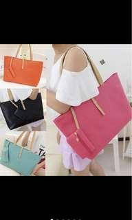 PO Casual Shoulder Bag Handbag
