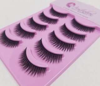 5PAIRS False Eyelashes