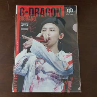 GD (BigBang) Folder 文件夾