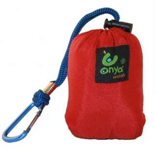 ONYA 8 in 1 WEIGH FRUIT AND VEG REUSABLE BAGS - Red Chilli