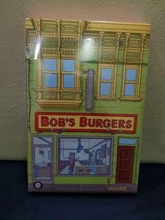 The Bob's Burgers Burger Box Loot Crate Exclusive NIB Recipe