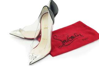 CHRISTIAN LOUBOUTIN Djalouzi Pumps (Brand New)