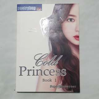 Cold Princess (Book 1)