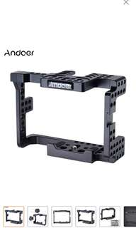 Andoer Camera Cage / DSLR Rig for Sony Mirrorless